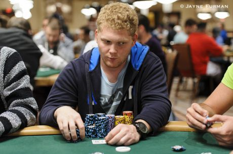 2015 WSOP Day 28: Anthony Diotte in Final Five of Extended Play