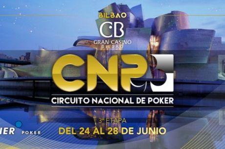Bilbao recibe la tercera parada del Circuito Nacional de Poker 4.0
