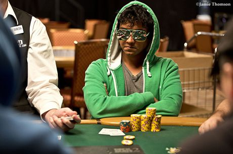 2015 World Series of Poker: Upeshka De Silva siegt bei Event 45