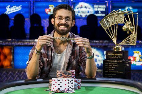 Mike Gorodinsky Šampion $50,000 Poker Players Championship-a