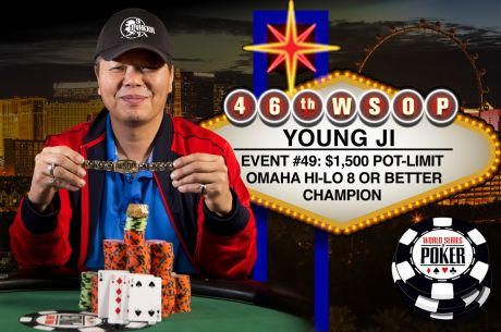 2015 WSOP Day 31: Young Ji Wins, Robert Mizrachi Looks For Repeat, and Jason Les Leads