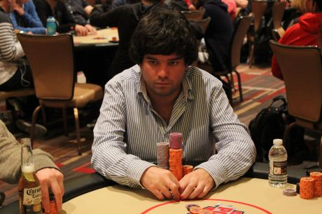 2015 HPO Championship Event Day 1: 662 Entries and Counting; Pedro Oliveira Leads