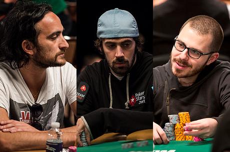 Kitai, Smith, Deeb és Mercier is a WSOP $10K PLO hajrájában