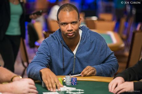 2015 WSOP Day 33: Ivey's Debut Falls Flat, Busts $111,111 High Roller for ONE DROP