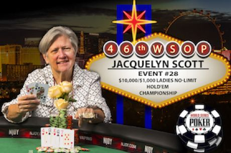 Poker and Real Estate: Jacquelyn Scott Takes Down Ladies Championship for $153,876