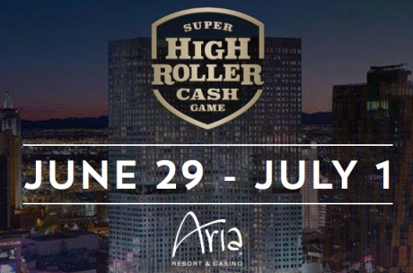 Puedes ver el Super High Roller Cash Game con Blinds $400/$800 Live en Twitch