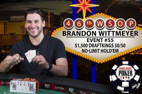 WSOP Day 34: Duhamel Wins One Drop, Wittmeyer Takes DraftKings 50/50 & More