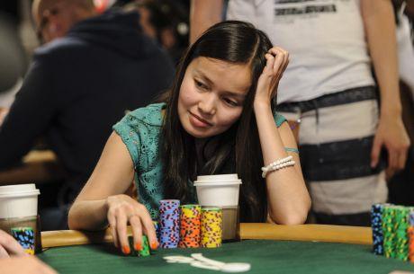 WSOP-2015: финал женского турнира с Ликой Герасимовой