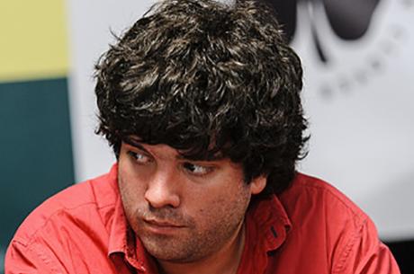 Pedro Oliveira Foi 22º  ($11,416) no Evento #57: $1,000 No-Limit Hold'em