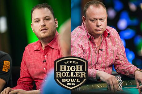 Dia 2 Super High Roller Cash Game: Scott Seiver ($700k) e Paul Newey ($300k) Foram os Maiores...