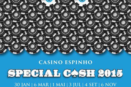 Special Cash no Casino de Espinho a 3 de Julho