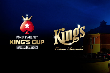 King's Cup Turbo Edition to Kick Off At King's Casino in Rozvadov on Sept. 3