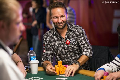 Dealer's Choice Has Daniel Negreanu Smiling, Despite $500K High Roller Bustout
