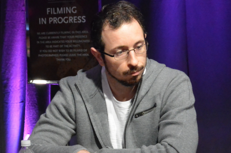 $500,000 SHR Bowl: Brian Rast Demolidor à Entrada da Final Table