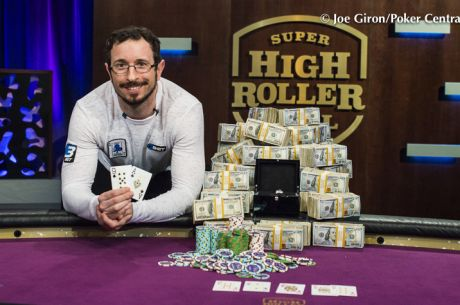 Brian Rast gana el $500,000 Super High Roller Bowl por $7,525,000