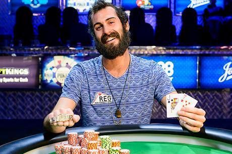Anthony Spinella nyerte a póker-világbajnokság történetének első online versenyét