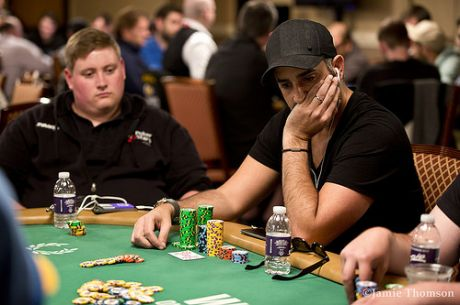 William Kakon Lidera Dia 1 do Main Event WSOP Sem Lusos em Jogo