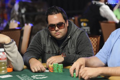 2015 WSOP Main Event Day 1a: Charles Sylvestre is Top Canadian