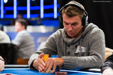 2015 World Series of Poker Main Event: Marko Neumann als Bigstack