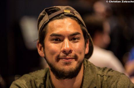 2015 World Series of Poker Main Event Tag 1C: Pfützenreuter vorne dabei