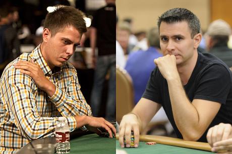 WSOP Main Event 1C nap: Szécsi Norbert és Koroknai András a továbbjutók között