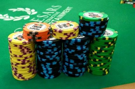 Norte em Las Vegas: Tou no Dia 2 do Main Event WSOP 2015