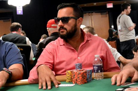 2015 WSOP Day 43: Champs Fall and Amar Anand Grabs Lead On Day 2ab of the Main Event