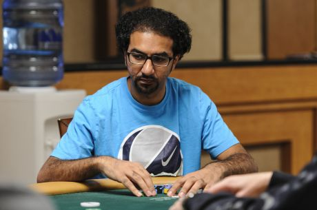 Faraz Jaka Analyzes His WSOP Main Event Call for Stacks