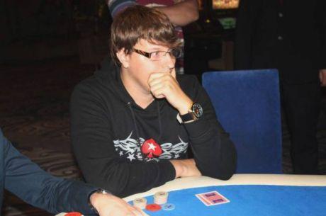 WSOP: Arūnas Sapitavičius keliauja į trečią turnyro dieną!