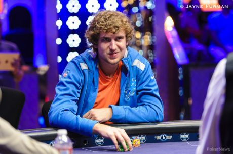 2015 WSOP Day 44: David Jackson Leads the Day 2c Pack; Ryan Riess Among the Big Stacks