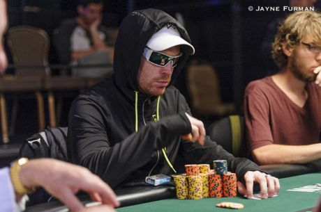 2015 WSOP Main Event Day 2c: Matt Jarvis Among Top Dozen Players