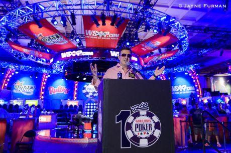 "2005 WSOP Champ Joe Hachem: ""I'm The Luckiest Man on Earth"""