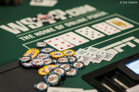"Roy Daoud Bubbles 2015 WSOP Main Event, Calls It ""The Sickest Way to Go Out"""