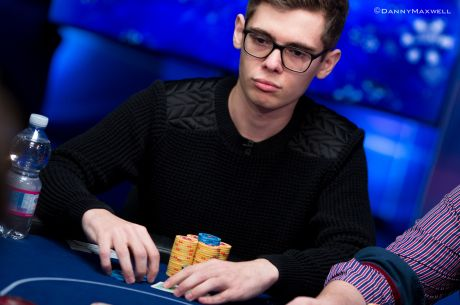 2015 World Series of Poker Main Event Tag 3: Fedor Holz als Bigstack