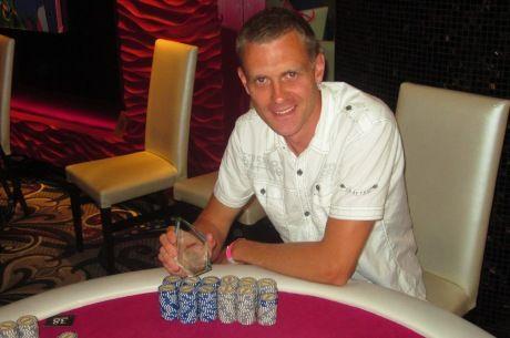 Herli Olop võitis sel aastal teist korda OlyBet Poker Series Live turniiri