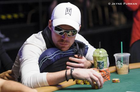 2015 WSOP Main Event Day 3: Matt Jarvis Leads Canadians Again