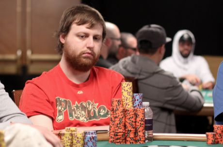 East Coast Grinder Joe McKeehen Out to Early Chip Lead on Day 4 of WSOP Main Event