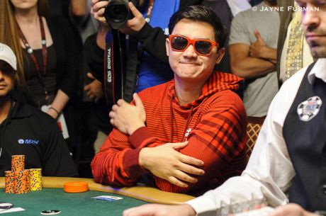 Making the Mulligan Count: 2014 WSOP Main Event Bubble Boy Zhen Cai Cashes in 2015