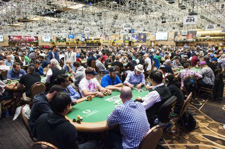 World Series of Poker 2015 Bateram Recorde de Inscrições (103,512)