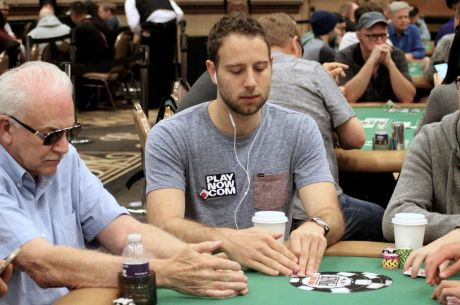 2015 WSOP Main Event Day 4: Jonas 'donut604' Mackoff the Top Canadian