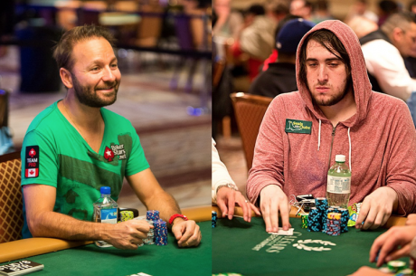 "You Bet Your Life: Daniel Negreanu vs. Justin ""Stealthmunk"" Schwartz"
