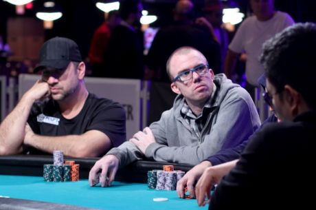 "Main Event Chip Leader Tom ""Butters"" Kearney: ""Nobody Grinds As Hard As I..."
