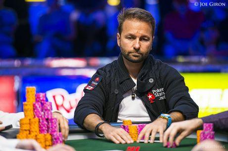 WSOP pagrindiniame turnyre liko 27 kandidatai, tarp lyderių - Danielis Negreanu