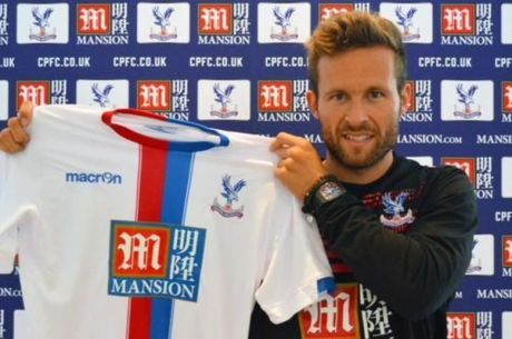 Mansion Group Becomes Crystal Palace's Main Sponsor