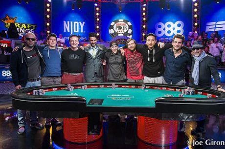 WSOP Main Event 2015 - Il Profilo dei November Nine