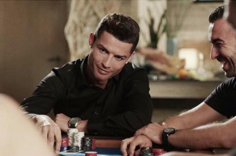 Cristiano Ronaldo Jogou High Stakes no Crown Casino Melbourne