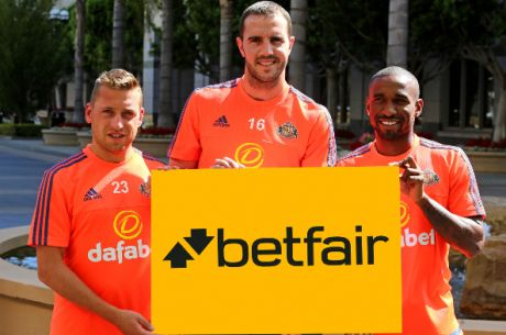 Betfair Becomes the Official UK Betting Partner of Sunderland AFC