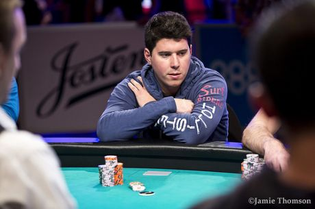 "November Nine WSOP 2015: Josh Beckley o ""Grinder da Costa Este"""