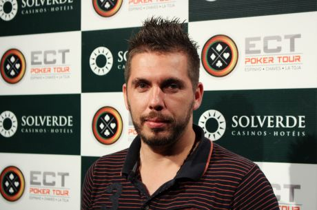 Zacarias Mateus Lidera Dia 1 da 4ª Etapa ECT Poker Tour