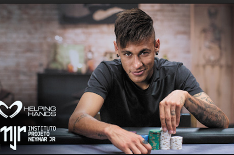 PokerStars Giving Fans Chance to Play Neymar Jr; Three Stops Added to California Play!